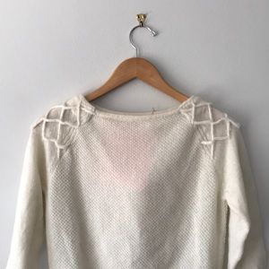 Band of Outsiders Wool Sweater